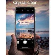 Spigen Glas.tR EZ Fit iPhone XR - Ochranné sklo