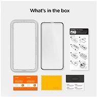 Spigen Align Glass FC iPhone 11 Pro - Ochranné sklo