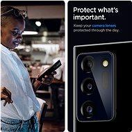Spigen tR Optic Glass 2 Pack Samsung Galaxy Note20 Ultra 5G - Ochranné sklo