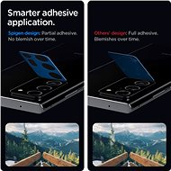 Spigen tR Optic Glass 2 Pack Samsung Galaxy Note20 - Ochranné sklo