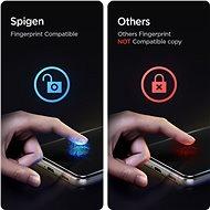 Spigen EZ Fit Glas.tR Slim 2 Pack Samsung Galaxy S21+ - Ochranné sklo