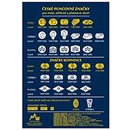 EVOLUTION GROUP 34238.1  kostička dekorovaná krystaly Swarovski® (Ag925/1000, 1,4 g, bílá) - Přívěsek