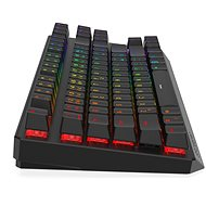 SPC Gear GK630K Tournament Kailh Red RGB - CZ - Herní klávesnice