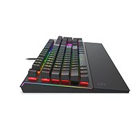 SPC Gear GK650K Omnis Kailh Blue - CZ - Herní klávesnice