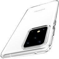Spigen Liquid Crystal Clear Samsung Galaxy S20 Ultra - Kryt na mobil