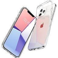 Spigen Liquid Crystal Clear iPhone 12 Pro Max - Kryt na mobil