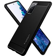 Spigen Rugged Armor Black Samsung Galaxy S20 FE/S20 FE 5G - Kryt na mobil