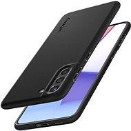 Spigen Thin Fit Black Samsung Galaxy S21+ - Kryt na mobil