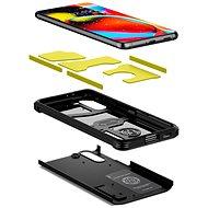 Spigen Tough Armor Black Samsung Galaxy S21+ - Kryt na mobil