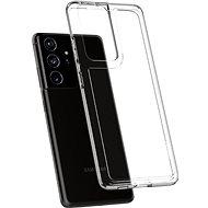 Spigen Ultra Hybrid Clear Samsung Galaxy S21 Ultra - Kryt na mobil