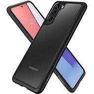 Spigen Ultra Hybrid Black Samsung Galaxy S21+ - Kryt na mobil