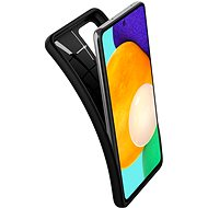 Spigen Core Armor Black Samsung Galaxy A52/A52 5G - Kryt na mobil