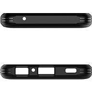 Spigen Tough Armor Black Samsung Galaxy A52/A52 5G - Kryt na mobil
