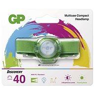 GP čelovka CH31 zelená - Čelovka