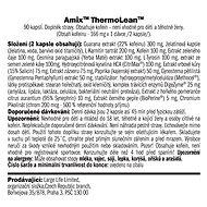 Amix Nutrition ThermoLean, 90 kapslí - Spalovač tuků