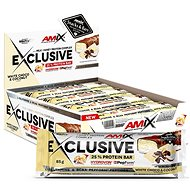 Amix Nutrition Exclusive Protein Bar, 85g, White-Chocolate - Proteinová tyčinka