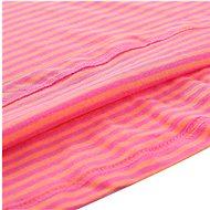 Alpine Pro Reato růžová vel. 140-146 cm - Šaty