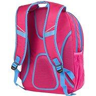 Alpine Pro Magali růžový - Městský batoh