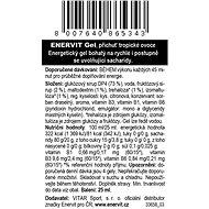 Enervit Gel (25 ml) tropické ovoce - Energetický gel