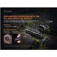 Fenix E12 V2.0 - Baterka