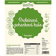 GreenFood Nutrition Pohanková bezlepková, natural, 500g - Bezlepková kaše