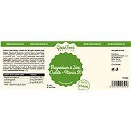 GreenFood Nutrition Magnesium & Zinc Chelate + Vitamin D3 90 kapslí - Minerály