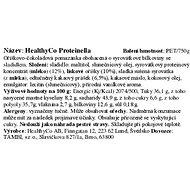 HealthyCo Proteinella oříškovo-čokoládová 750g - Ořechový krém