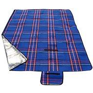 Calter Party pikniková, modrá kostka - Pikniková deka