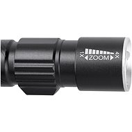 EXTOL LIGHT svítilna 150lm, nabíjecí, USB, zoom, XPE 3W LED - Baterka