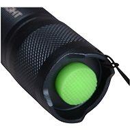 EXTOL LIGHT svítilna 250lm, zoom, celokovová, 250lm, CREE XPG - Baterka