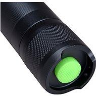 EXTOL LIGHT svítilna 600lm, zoom, celokovová, 600lm, CREE XML T6 - Baterka