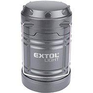 EXTOL LIGHT lucerna teleskopická LED, 75lm/plamen - Svítilna