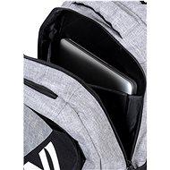 Meatfly Exile 5 Backpack, Heather Grey - Batoh