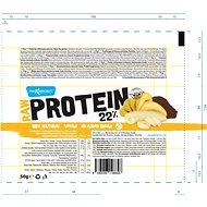Max Sport RAW Paleo protein Jungle Banana 50 g - Raw tyčinka
