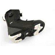 Nitro Club BOA Dual Black vel. 43 1/3 EU / 285 mm - Boty na snowboard