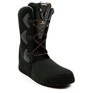 Nitro Vagabond BOA Black vel. 43 1/3 EU / 285 mm - Boty na snowboard