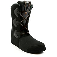 Nitro Vagabond TLS Black vel. 43 1/3 EU / 285 mm - Boty na snowboard