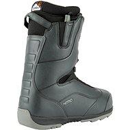 Nitro Venture TLS Black vel. 45 1/3 EU / 300 mm - Boty na snowboard