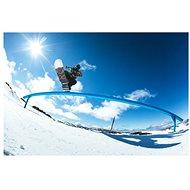 Nitro Team Wide vel. 165 cm - Snowboard