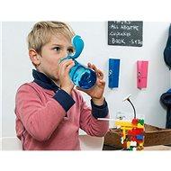 Nalgene OTF 350 ml Kids Gray - Láhev na pití