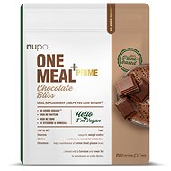 Nupo Vegan Chocolate Bliss 360g - Trvanlivé jídlo