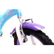 "OLPRAN Debbie 16"", růžová/bílá - Dětské kolo"