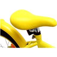 "OLPRAN Debbie 16"", žlutá/bílá - Dětské kolo"