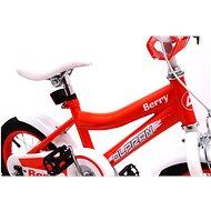 """OLPRAN Berry 12"""", oranžová/bílá - Dětské kolo"""