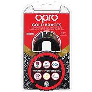 Opro Gold Braces - rovnátka - Chránič zubů