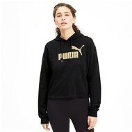 Puma Essentials Metallic black XS - Mikina