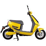 Racceway SMART yellow - Elektroskútr