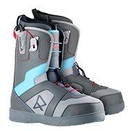 Robla D.I.Y.  Grey/Blue vel. 45 EU/ 300 mm - Boty na snowboard