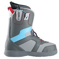 Robla D.I.Y.  Grey/Blue vel. 47 EU/ 310 mm - Boty na snowboard