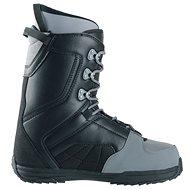 Robla Smooth Black/Grey vel. 43 EU/ 280 mm - Boty na snowboard